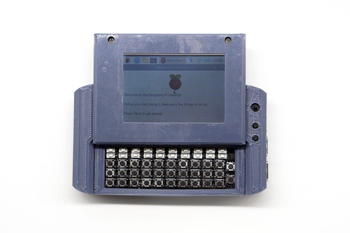 MutantC V3 – DIY handheld computer